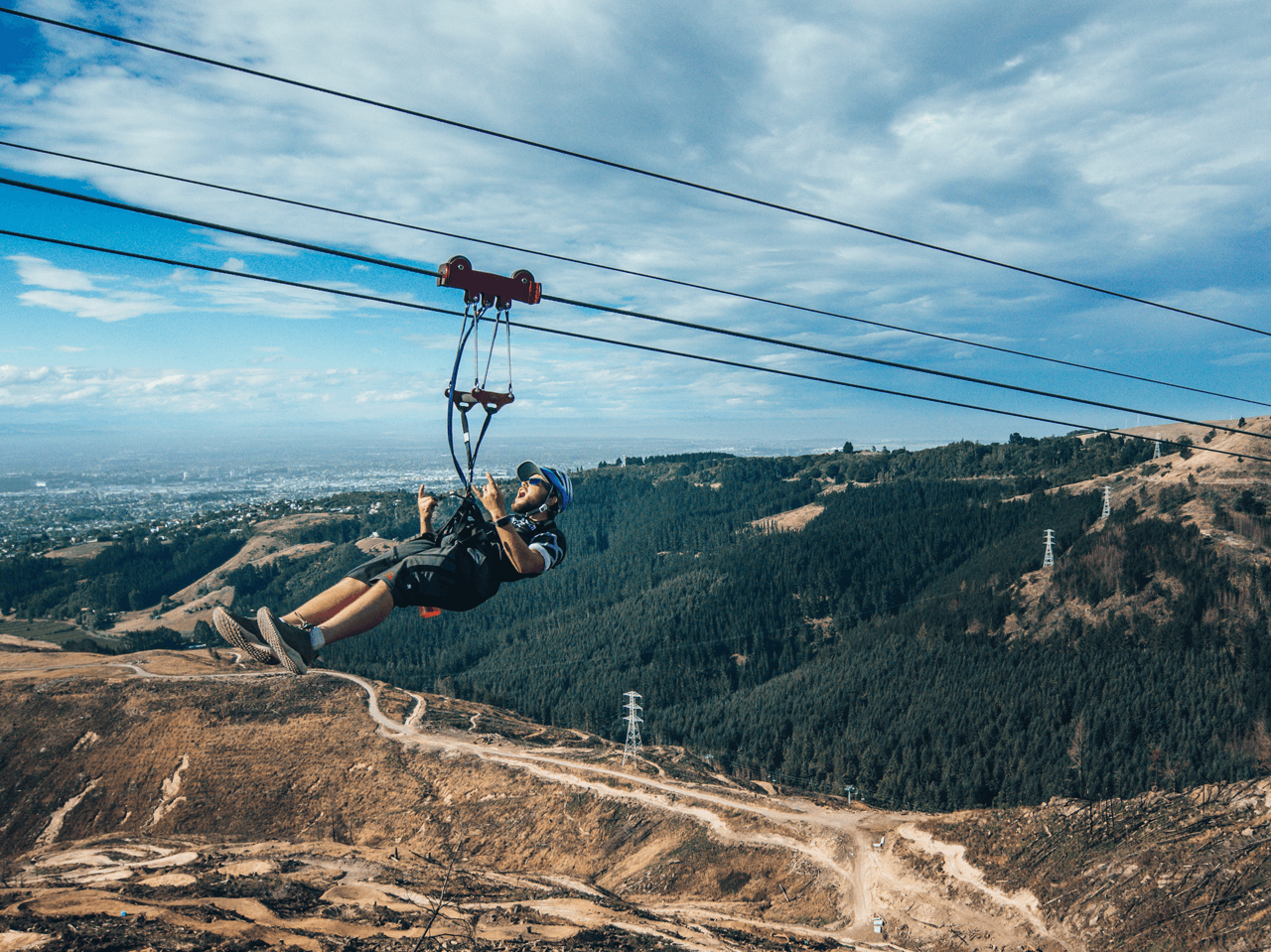 Zipline Christchurch | Ziplining NZ | Christchurch Adventure